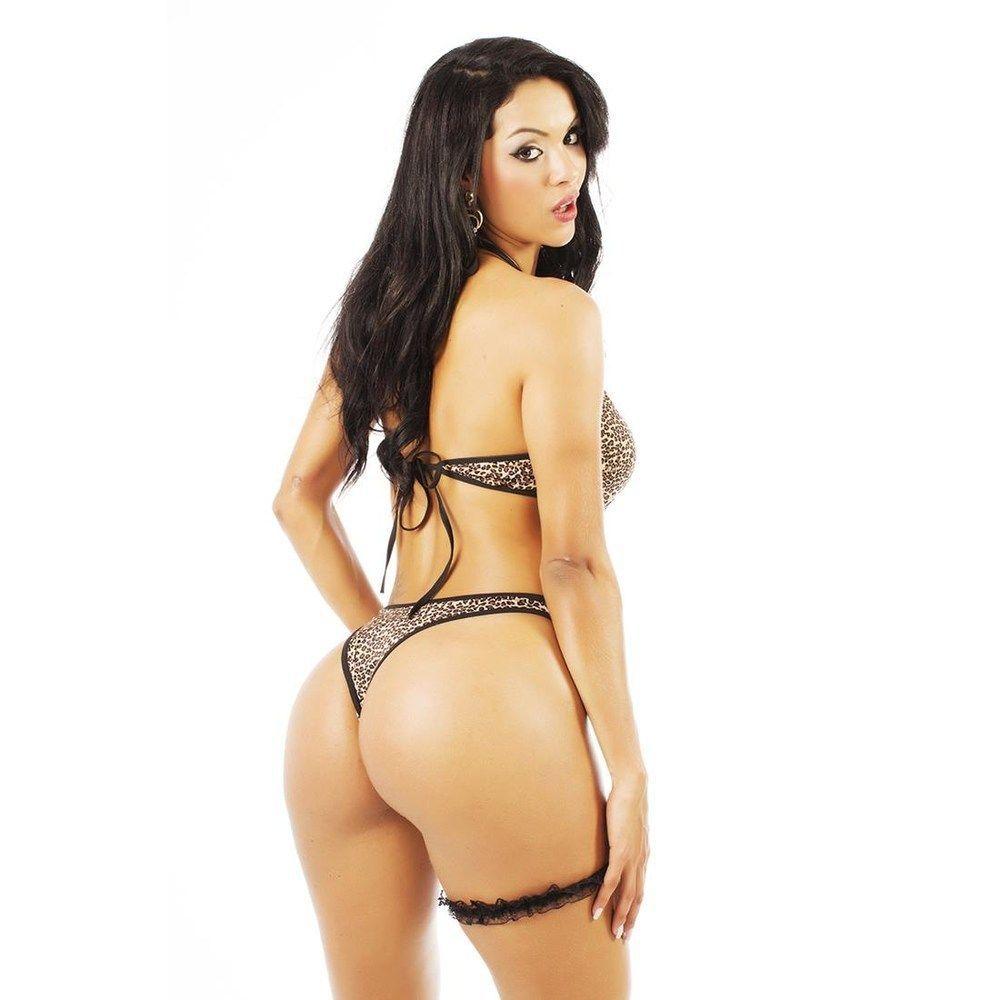 Body Oncinha - Pimenta Sexy