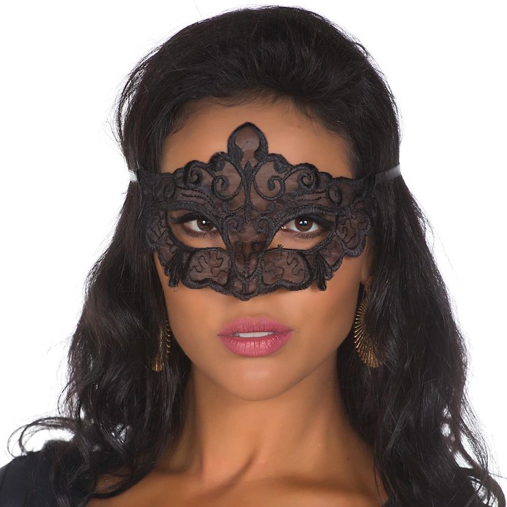 Máscara Sensual Colombiana - Sapeka