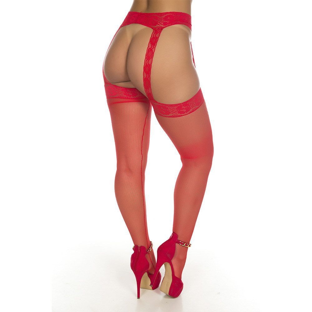 Meia Liga Embutida - Pimenta Sexy