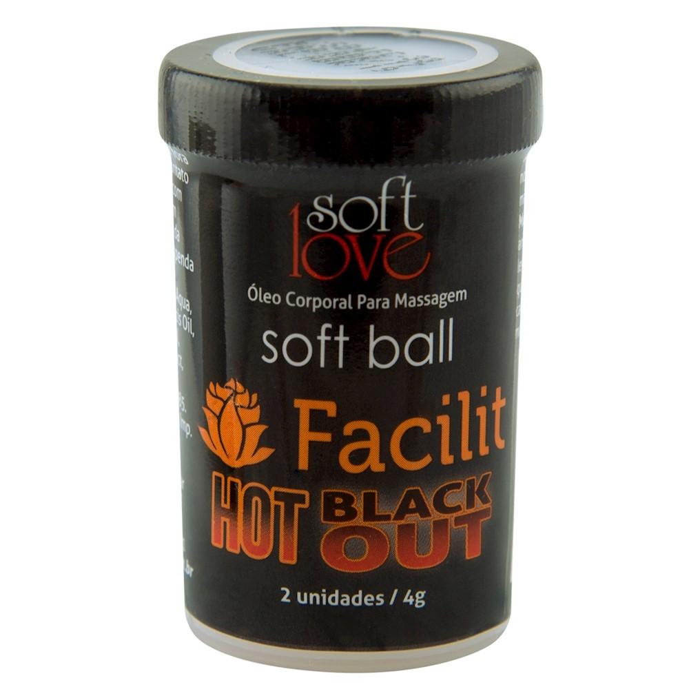 SOFT BALL BOLINHA FACILIT ANAL - SOFT LOVE