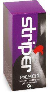 Striper Excellent 8g -Excitante Unissex- Intt