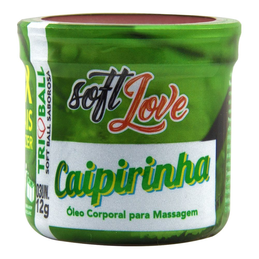 Triball Drink Caipirinha - Soft Love