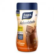 Achocolatado com alfarroba e cacau zero açúcar Línea Sucralose - Pote 210g