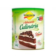 Adoçante Culinária Lowçucar com Stevia 400g