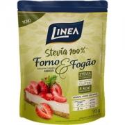 Adoçante Culinário Aerado Forno & Fogão Stevia 100% Linea - 70g