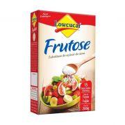 Adoçante Frutose Lowçucar Caixa 200g