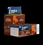 Barra de Cereais 3 Grãos Integrais Trufa de Chocolate Linea - 12 unidades