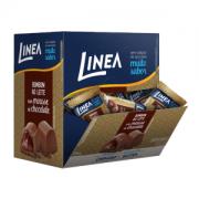 Bombom Mousse de Chocolate Linea 18x11g