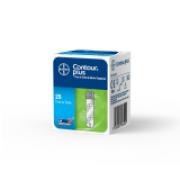 Contour Plus com 25 tiras reagentes (validade das tiras 09.2020)
