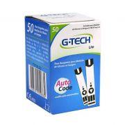 G-Tech Free Lite com 50 tiras reagentes