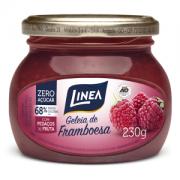 Geléia de framboesa zero açúcar Linea - Vd. 230g