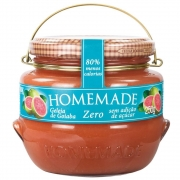 Geleia de Goiaba Zero Homemade 250g