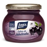 Geléia de jabuticaba zero açúcar Linea - Vd. 230g