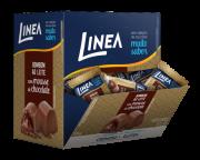 Linea Bombom Mousse de Chocolate 18 unidades