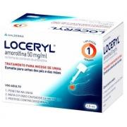 Loceryl Esmalte 50mg 5% Galderma 2,5ml ( Validade - 06/21 )