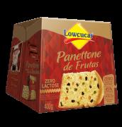 Panettone com Frutas Sem Adição de Açúcares Lowçucar - 400 g