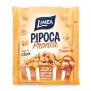 Pipoca Pronta Sabor Caramelo Zero Açúcar Línea