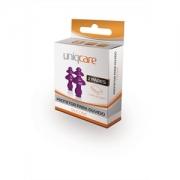 Protetor de Silicone para Ouvido (2 pares) - Uniqcare