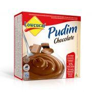 Pudim Lowçucar Zero Adição de Açúcares Sabor Chocolate 25g