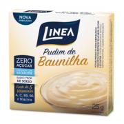 Pudim Zero Açúcar Línea- Baunilha cx 25g