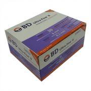 Seringa para Insulina BD Ultrafine 0,3mL (30UI) Agulha 8x0,3mm 30G - Caixa com 100 seringas