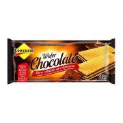 Wafer Lowçucar Zero Açúcares Sabor Chocolate 115g
