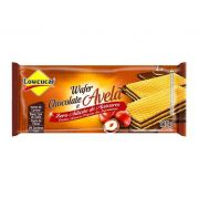 Wafer Lowçucar Zero Açúcares Sabor Chocolate e Avelã 115g