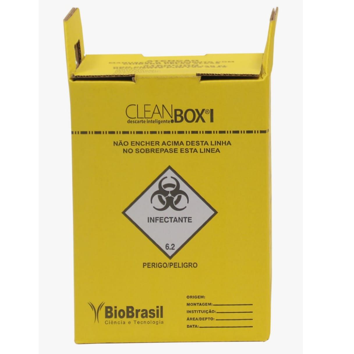 CLEAN BOX I ( 3 Litros )  - Diabetes On - Vendido e Entregue por Diabetic Center