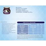 Geléia de amora zero açúcar Linea - Vd. 230g  - Diabetes On - Vendido e Entregue por Diabetic Center