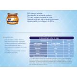 Geléia de damasco zero açúcar Linea - Vd. 230g  - Diabetes On - Vendido e Entregue por Diabetic Center