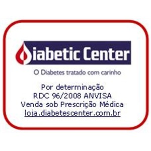 Insulina Tresiba Flextouch Caixa com 1 Caneta Descartável com 3ml de Insulina Degludeca (Refrigerado) - PROGRAMA NOVODIA  - Diabetes On - Vendido e Entregue por Diabetic Center