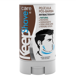 Keep Shave Care Película Pós-Barba 13g - SestiniCare  - Diabetes On - Vendido e Entregue por Diabetic Center