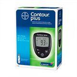 Kit Contour Plus (kit com 1 monitor, 1 lancetador, 05 lancetas, 05 tiras e estojo)   - Diabetes On - Vendido e Entregue por Diabetic Center