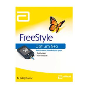 Monitor Freestyle Optium Neo (glicemia e cetona)  - Diabetes On - Vendido e Entregue por Diabetic Center