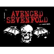 Adesivo Avenged Sevenfold - 010