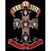 Adesivo Guns N Roses - 028