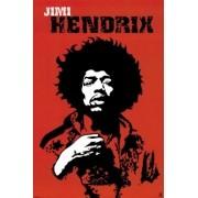 Adesivo Jimi Hendrix - 029