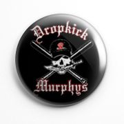 Botton Dropkick Murphys Baseball - 006
