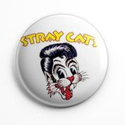 Botton Stray Cats - 050