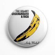 Botton Velvet underground & Nico - 056