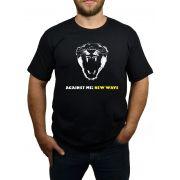 Camiseta Against Me - Preta
