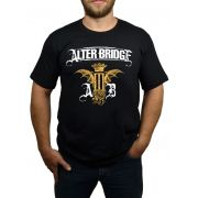 Camiseta Alter Bridge - Preta