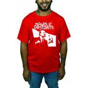 Camiseta Angelic Upstarts - Vermelha