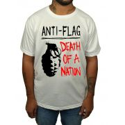 Camiseta Anti Flag - Death By Nation