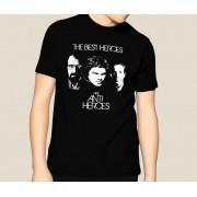 Camiseta Anti Heróis