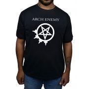 Camiseta Arch Enemy - Preta