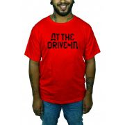 Camiseta At The Drive In - Preta