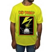Camiseta Bad Brains - Escolha a Cor