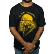 Camiseta Black Sabbath - Tony Stark