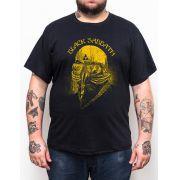 Camiseta Black Sabbath - Tony Stark - Plus Size - Tamanho Grande